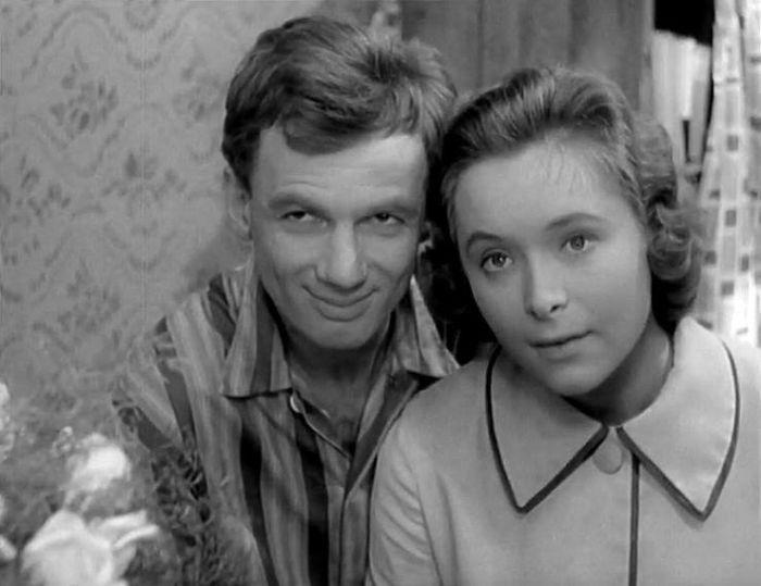 S Vlastimilem Haškem v roce 1959, v povídkovém filmu Zdeňka Brynycha Pět z milionu