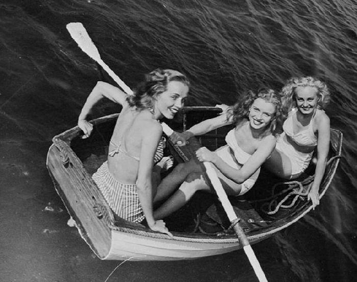 Marylin Monroe, rok 1941