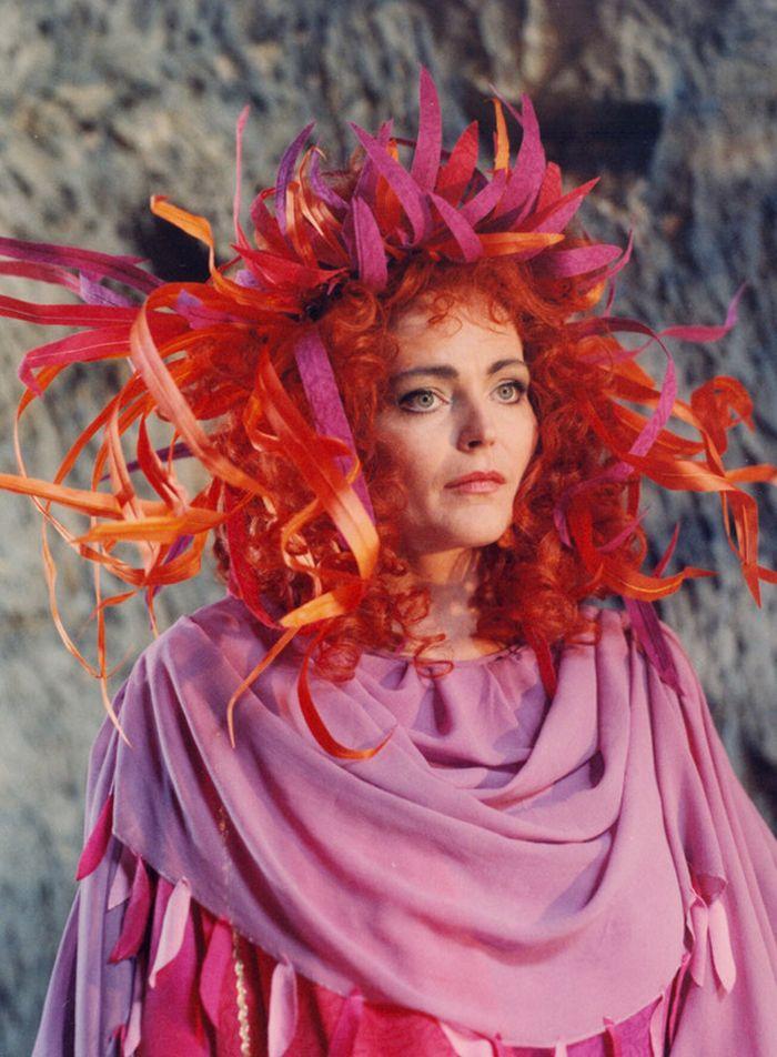 Proserpina v televizní pohádce Princezna Duše
