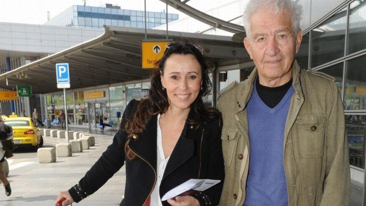 S manželem Ivo Pavlíkem