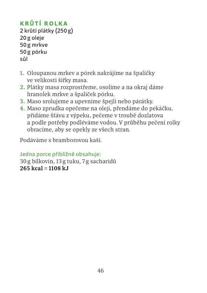 Jednoduché a zdravé recepty pro seniory