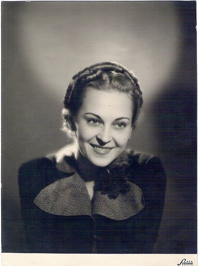 Jedna z nejoblíbenějších hereček 30. a 40. let