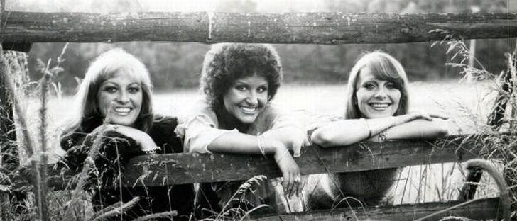 Doprovodné trio Karla Gotta Kahovcová-Zelenková-Gerlová
