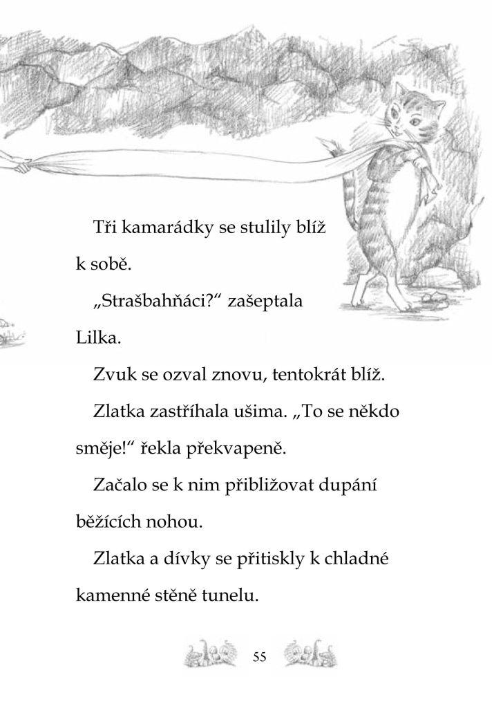 Kamarádky kouzelkých zvířátek - Bella Mourková má potíže!