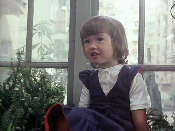 Sylva Kamenická jako Maruška