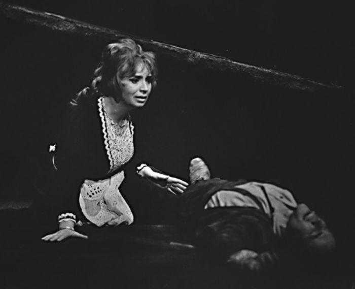 Ingrida v dramatické básni Henrika Ibsena Peer Gynt – Divadlo E. F. Buriana 1972