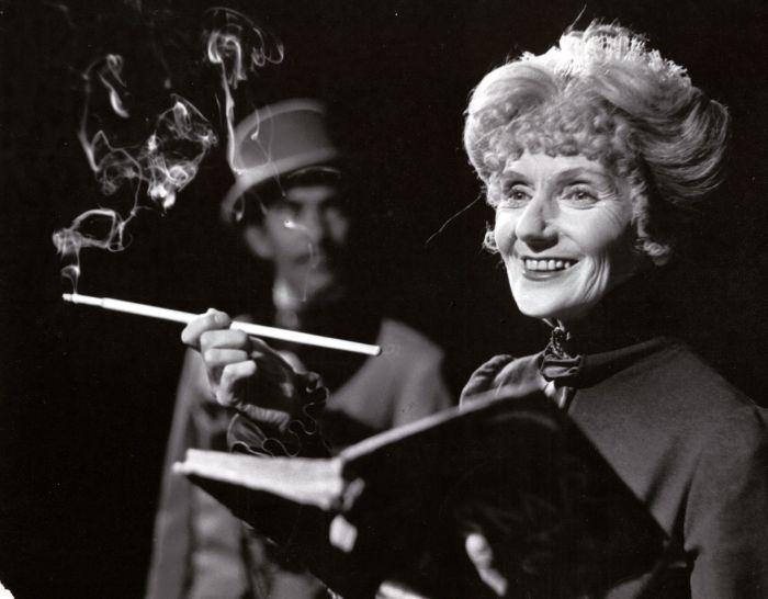 Služebná Blanquette ve francouzské komické opeře 30 milionů pana Galdiárota - Východočeské divadlo Pardubice, 1967