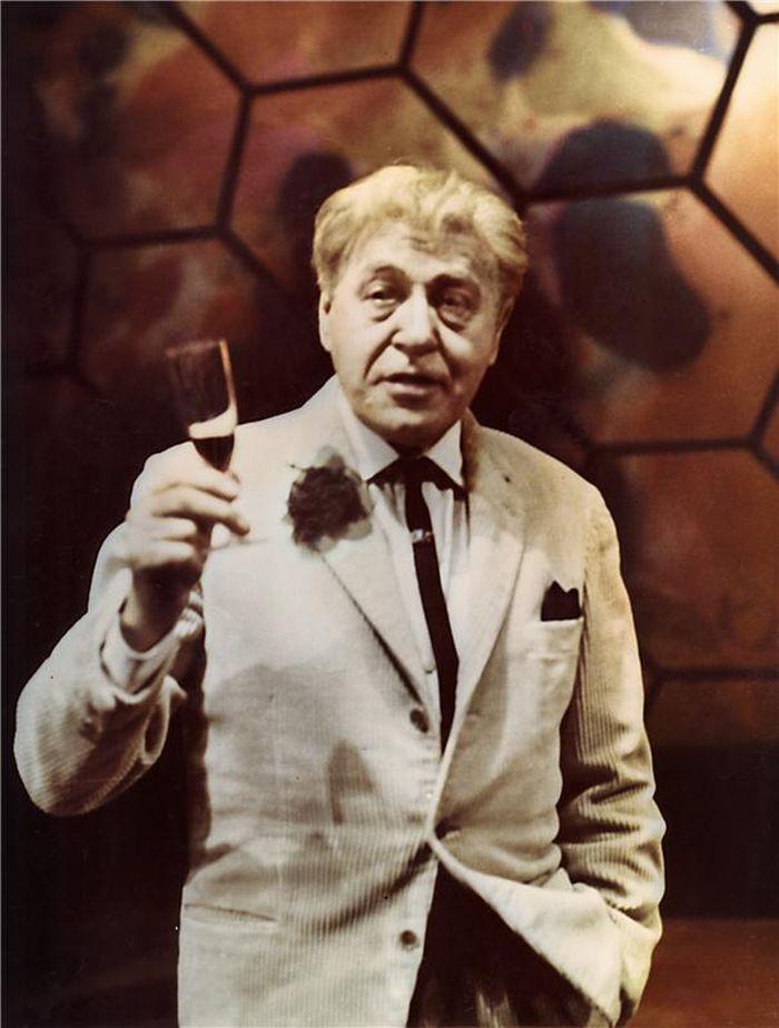 Viktor v alegorickém dramatu bratří Čapků Ze života hmyzu – 1965