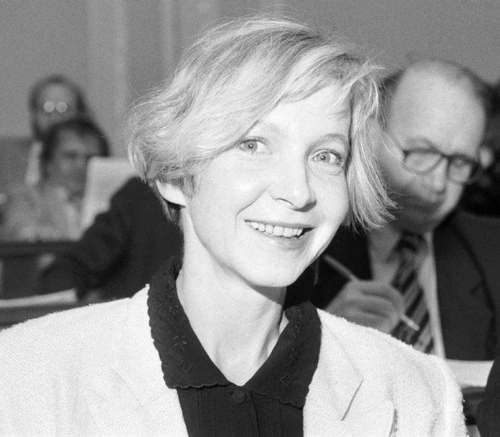 Poslankyně České národní rady v roce 1992