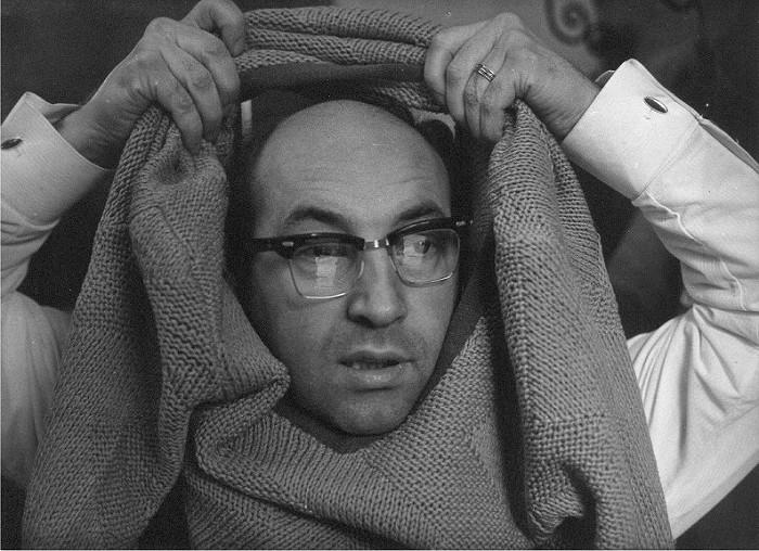 V roce 1968 v krátkometrážní komedii Jiřího Švankmajera Zahrada
