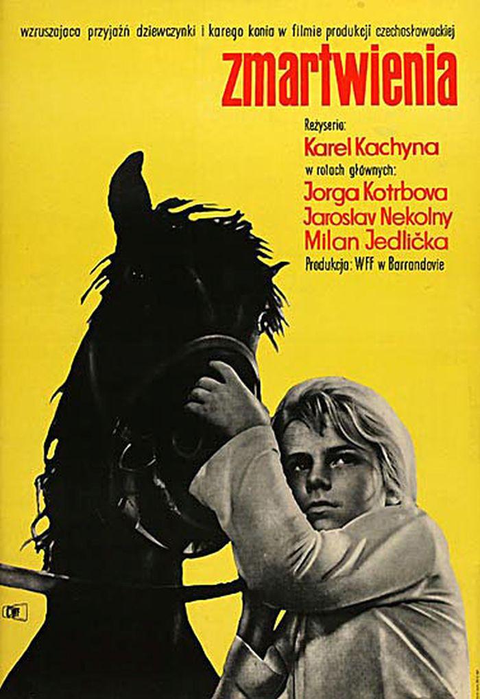 Oficiální plakát k filmu Trápení