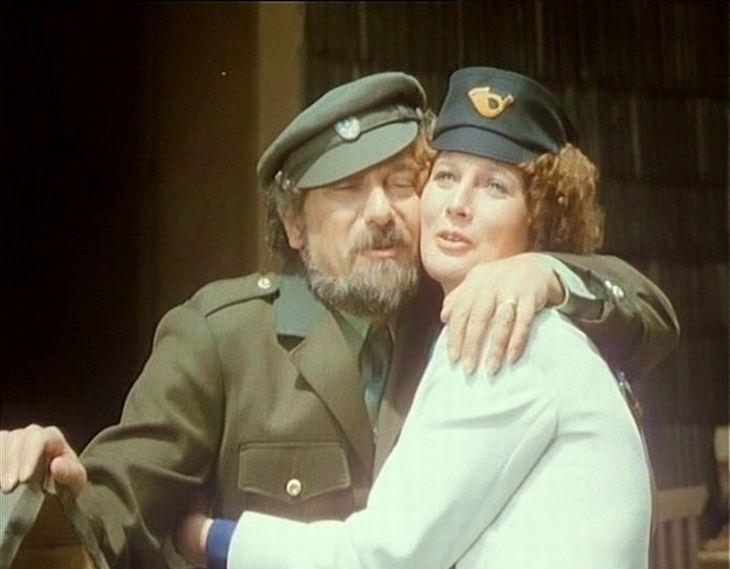 S Waldemarem Matuškou v hudební komedii Zdeňka Podskalského st. Trhák