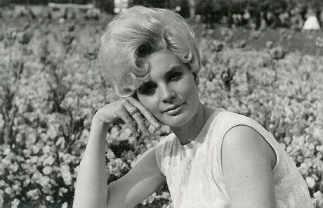 Nádherná hvězda 60. let