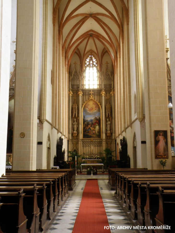 Kostel sv. Morice