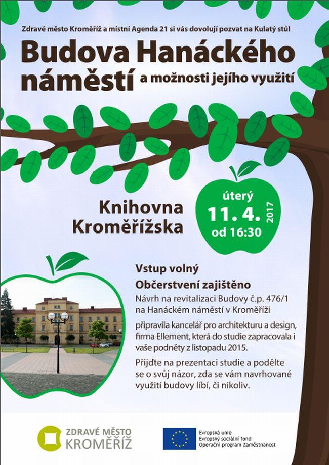 Kroměříž - pozvánka