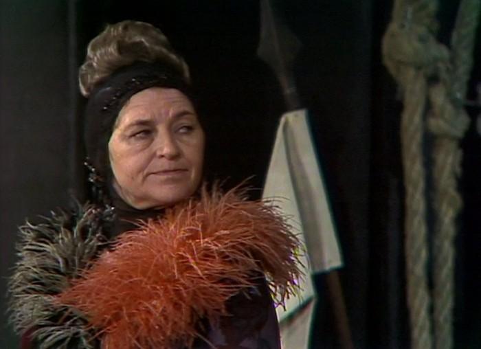 Isabela, vévodkyně bourbonská, v historické komedii režiséra Františka Laurina Cesta Karla IV, do Francie a zpět