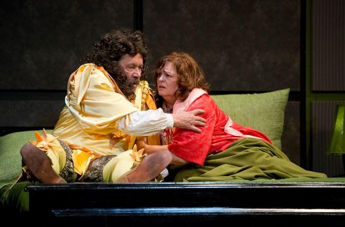 V aktuálním představení Ach tie ženy, ach tí muži – Divadlo Jána Palárika Trnava