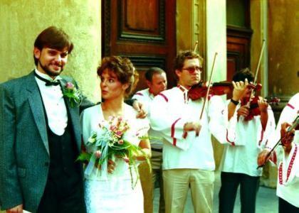 Svatba s Pavlem Juráněm