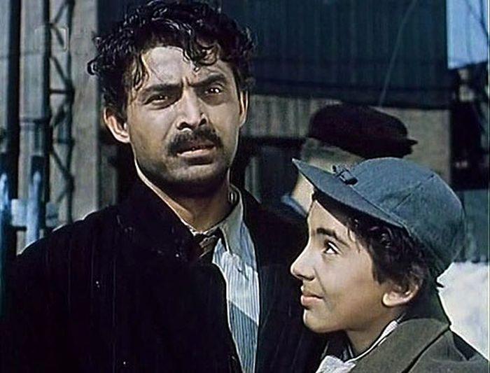 S Otto Lackovičem v roce 1953 v dramatu Můj přítel Fabián