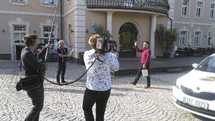 Osmany Laffita v reality show Výměna manželek