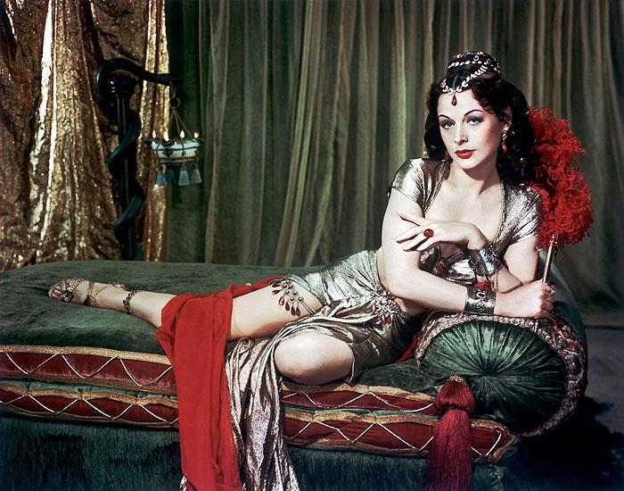 V oscarovém snímku Samson a Dalila