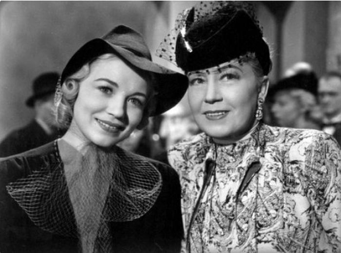S Růženou Šlemrovou v nestárnoucí romantické komedii Dívka v modrém