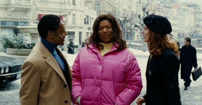 V Karlových Varech při natáčení romantické komedie Poslední prázdniny