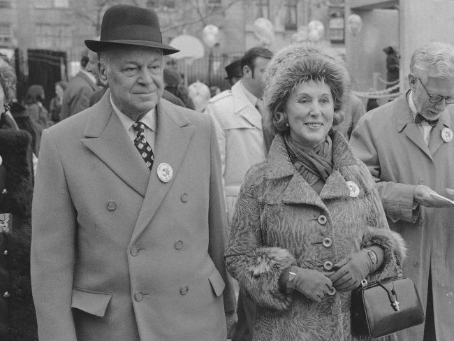 Za Josepha Laudera se provdala dvakrát