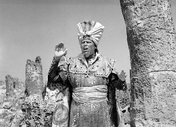 V roce 1956 v orientální pohádce Labakan