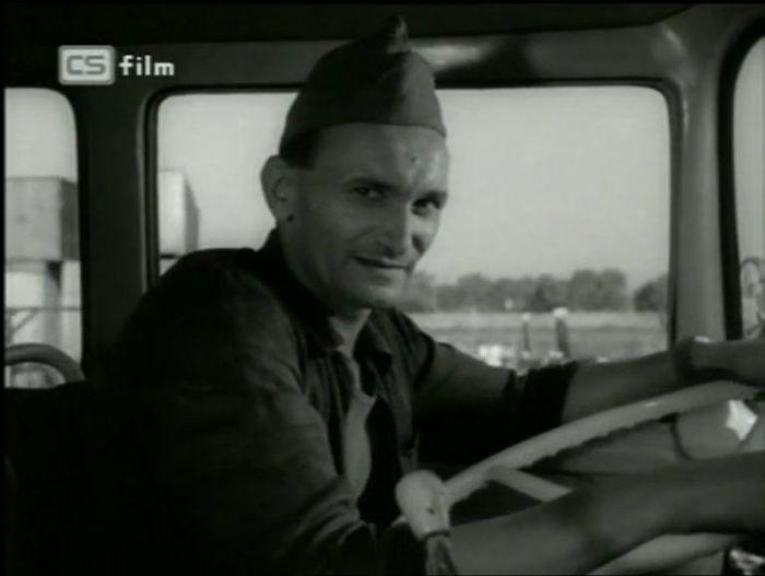 Josef v dramatu režiséra Václava Kršky Cesty zpátky – 1959