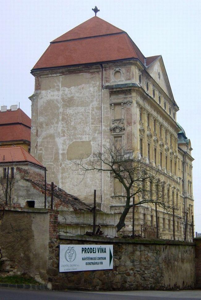 Loucký klášter