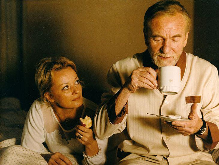 S Janou Brejchovou v roce 1985 v dramatu Skalpel, prosím