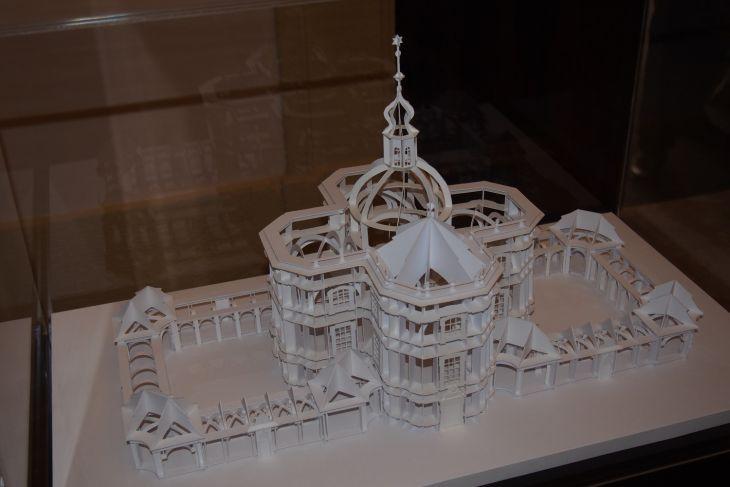 Model areálu po dokončení kompletní rekonstrukce