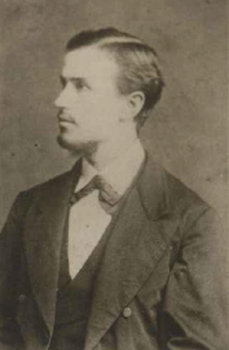 T. G. Masaryk - Student filologie na univerzitě ve Vídni