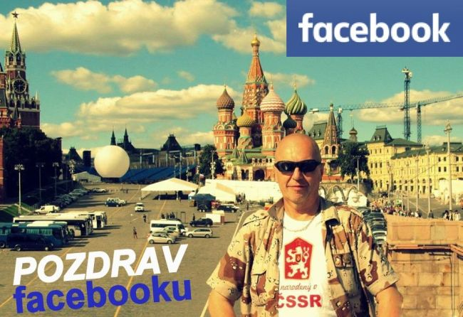Pozdrav Facebooku
