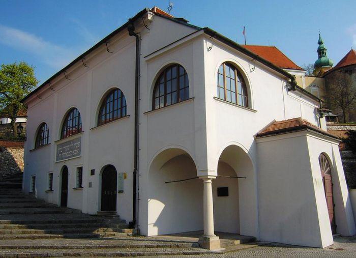 Mikulov Horní synagoga