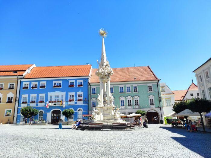 Mikulov náměstí