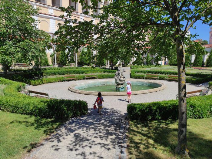 Mikulov zahrada