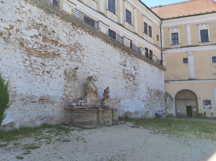 Mikulov zámek
