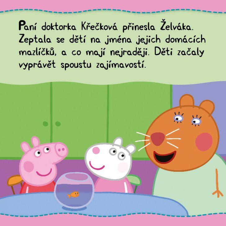 Moje první knihovnička - Peppa Pig