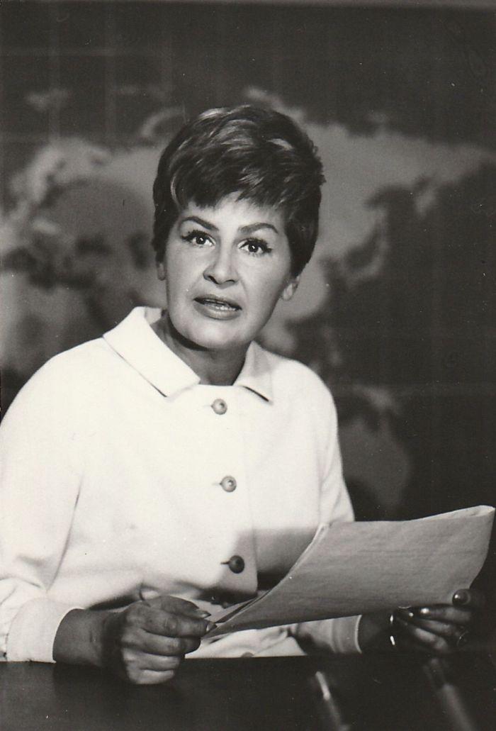 Televizní noviny v roce 1967