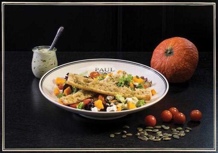 Dýňový salát