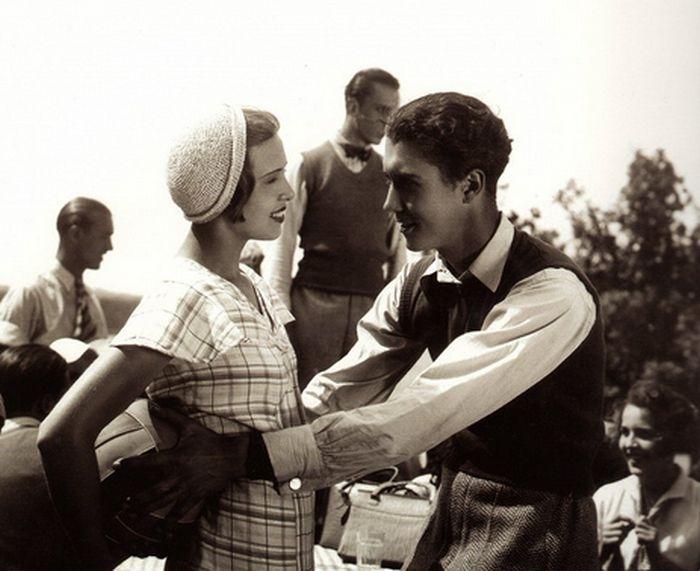 S Věrou Gabrielovou ve svém prvním filmu Před maturitou