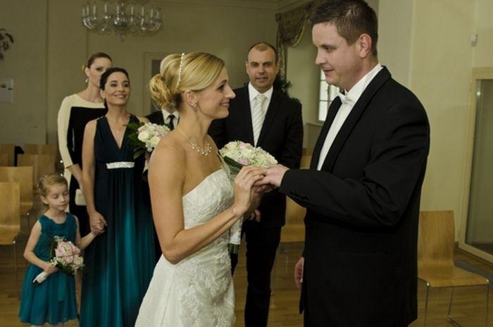 Jako MUDr. Darek Vágner se v Ordinaci v růžové zahradě dokonce oženil, což v soukromí ještě nestihl
