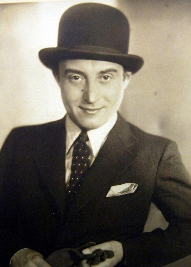 Oldřich Nový ve 30. letech