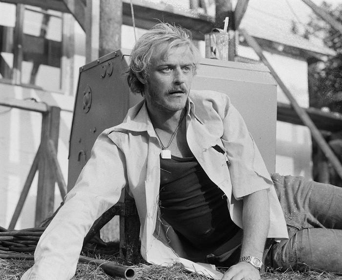 Jako Jozef Matúš v dramatu Juraje Jakubiska z roku 1979 Postav dom, zasaď strom