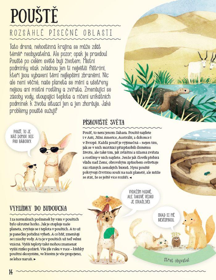 Ohrožená zvířata aneb Jak jim můžeme pomoci