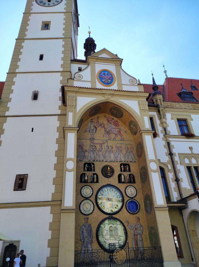 Olomouc orloj