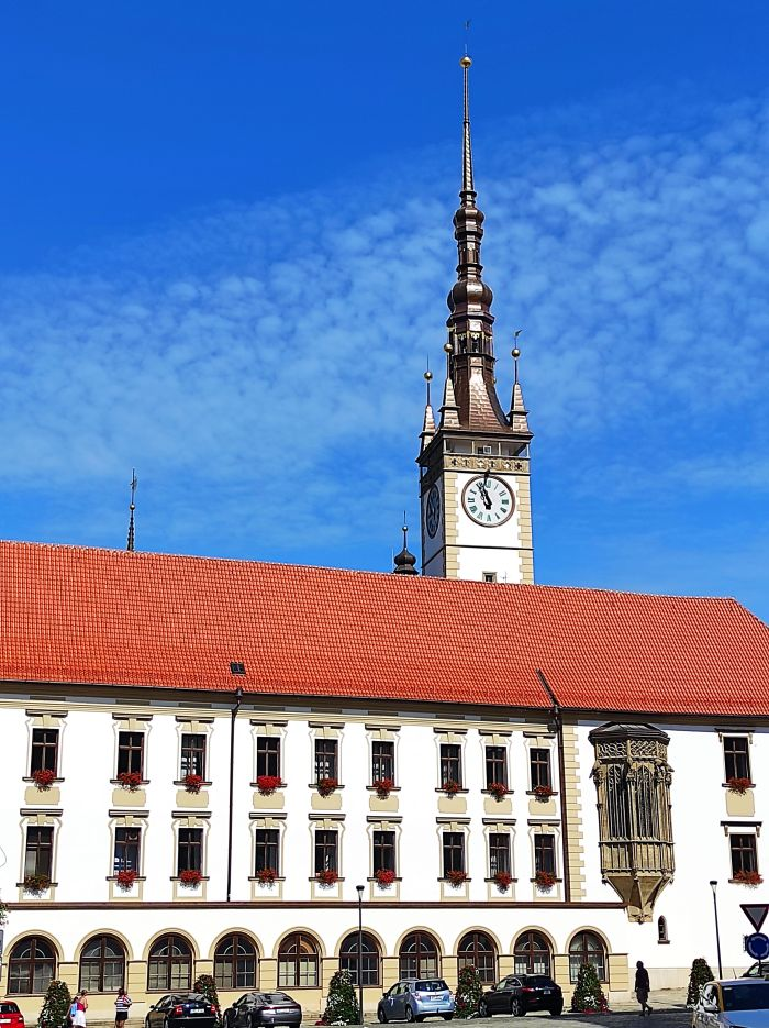 Olomouc radnice