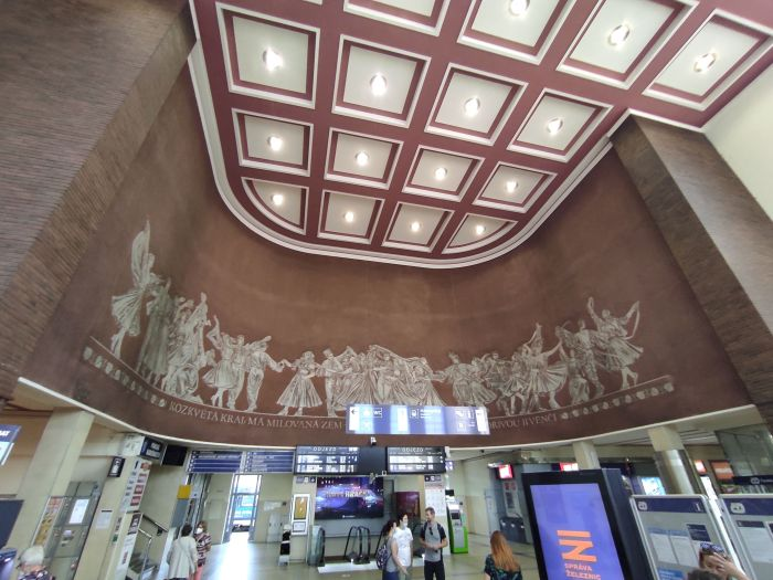 Olomouc nádraží